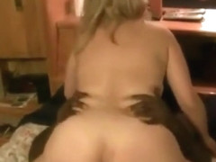 Granny Jumps on a BBC