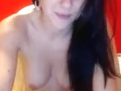 Perfect Blackhaired Mercedez In T