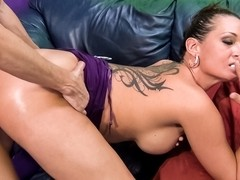 Tory Lane, Scott Lyons in Tory Lane Fountain Explosion Video