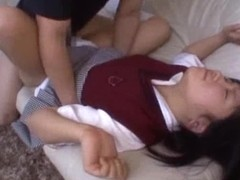 Reluctant Virgin Loli used for Sex by pervert 2