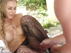 Nicole Aniston in Sexpot Nicole Aniston Gets Creampied In Her Backyard - NicoleAniston