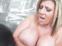 Jayden Jaymes & Sarah Jay in Jayden Jaymes And Sara Jay Fuck Each Other Silly - JaydenJaymesXXX