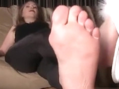 My Feet Are Better Than Your Wife