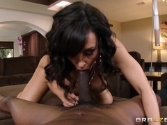 Real Wife Stories: Lisa's Big Secret. Lisa Ann, Isiah Maxwell