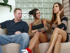 Incredible pornstars Bonnie Rotten, Mark Wood in Exotic HD, Anal sex video