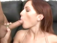 Tricia Oaks blowbang part 1