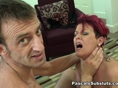 Desperate Secretary, Bree Branning, Will Do Anything For Her Job - PascalSsubsluts