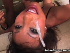 Ava Devine in Asian Fuck Faces