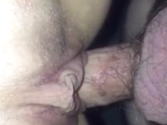 Another night cumming in my lil girl
