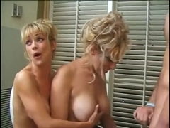 Randi Storm + Chris Cannon Hot Sex at Swinger Convention