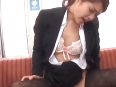 Fabulous Japanese whore in Best POV, Facial JAV video