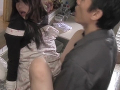 Best Japanese whore in Crazy Blowjob, HD JAV clip