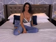 Hot milf fucked in both holes
