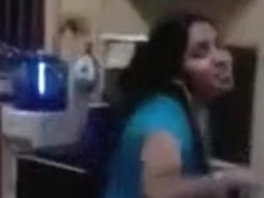 Tamil cutie exposed dancing on web camera