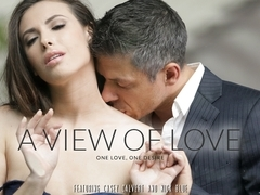 Casey Calvert & Mick Blue in A View Of Love Video
