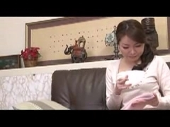 Beautiful Japonese Housewife