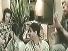Incredible classic sex clip from the Golden Era