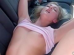 Katy Rose - Czech Skank Seduction