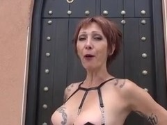 Gorgeous milf enjoys fucking