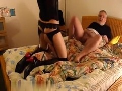 Grandpa needs a blowjob