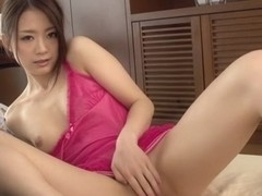 Incredible Japanese slut Mayuka Akimoto in Exotic JAV uncensored MILFs movie