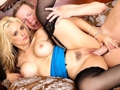Sarah Vandella & Mark Wood in Big Titty MILFS #23, Scene #01