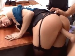 Holly Sampson & Danny Mountain in My First Sex Teacher