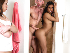 Kira Noir & Sailor Luna & Johnny Sins in Youve Changed Part 2 - BrazzersNetwork