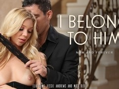 Jessie Andrews & Mick Blue in I Belong To Him Video