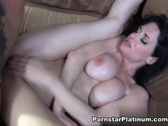 Veronica Avluv in More Cock