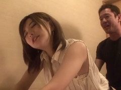 Incredible Japanese model in Amazing HD, Couple JAV clip