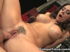 Chanel Preston Nailed Hard